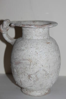 QUALITY ANCIENT GREEK POTTERY CANOSAN OLPE 3rd CENTURY BC WINE CUP