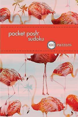 Pocket Posh Sudoku 30: 100 Puzzles by The Puzzle Society (Paperback, 2015)
