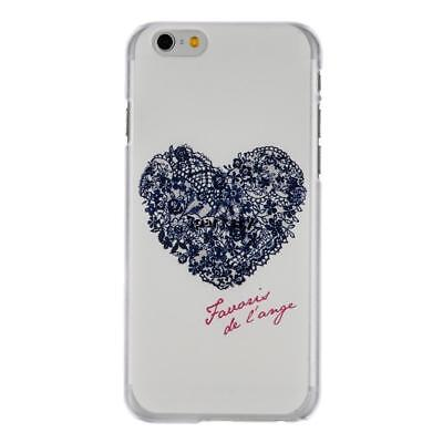 Ultra Thin Hard Shock-proof Floral Love Heart Mobile Phone Case For LEBB