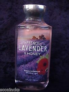 Bath & Body Works Douchegel French Lavender Honey Shower Gel 295 ml