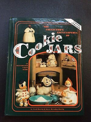 Collector's Encyclopedia of Cookie Jars : An Illustrated Value Guide