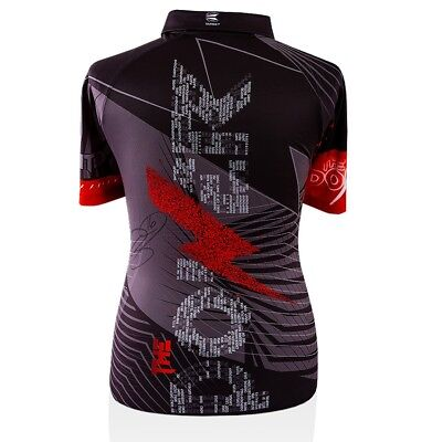 Phil 'The Power' Taylor Signed Darts Shirt - 2017/2018 Autograph Jersey