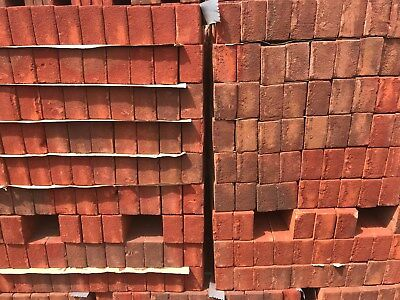 Ibstock Cissbury Red Multi Best Bricks --£200 a pack--13 packs available