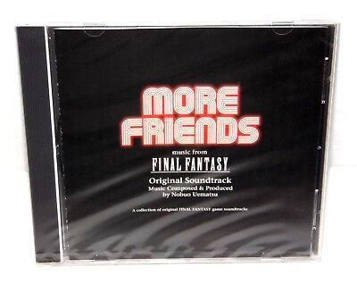 More Friends Music From Final Fantasy Original Soundtrack Nobuo Uematsu New NIP