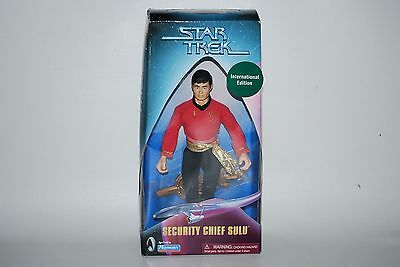 Playmates -Star Trek - Security Chief Sulu - Vintage Sammlerfigur + OVP ++++