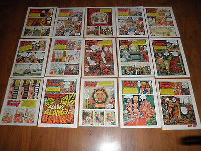 LITTLE ANNIE FANNY-15 Original PLAYBOY  Magazine Comic Pull-Outs