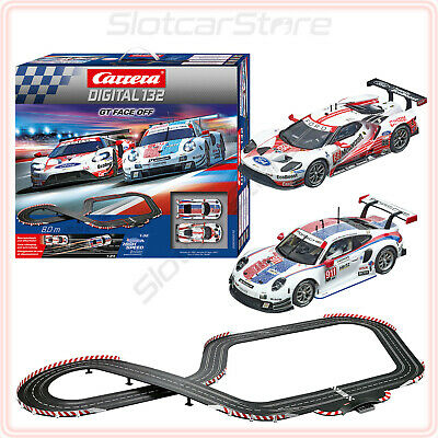 Carrera Digital 132 30006 DTM Perfection 9,3m Audi RS 5 & BMW M4 Wireless Bahn