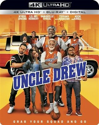 UNCLE DREW New Sealed 4K Ultra HD UHD + Blu-ray