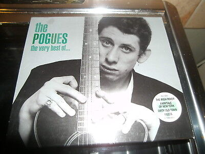 THE POGUES - THE VERY BEST OF         CD Album     (2001)