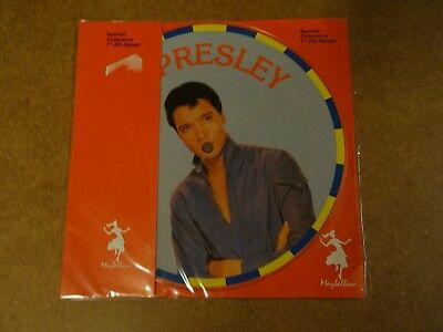 "Elvis Presley Special Collectors 7"" Picture Disc Series / Maybellene 53"
