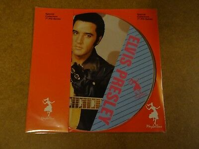 "Elvis Presley Special Collectors 7"" Picture Disc Series / Maybellene 56"