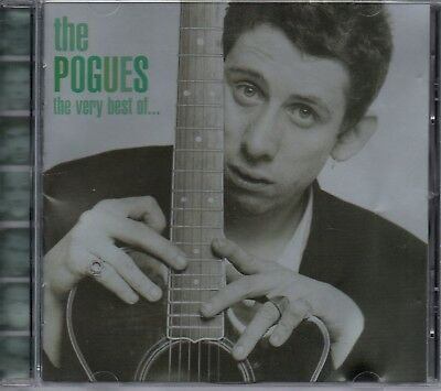 THE POGUES - The Very Best Of The Pogues - CD Album *Hits**Collection**Singles*