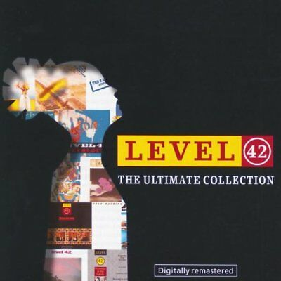 Level 42 The Ultimate Collection 2 Cd Pop Rock Jazz Music Brand New Set
