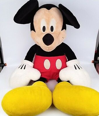Giant 44 Mickey Mouse Baby Shower Boy Balloon Balloons Usa Seller