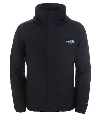 M Black North Insulated The Resolve Tnf Herren Face Jacket GVzSMqUp