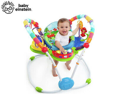 Baby Einstein Neighborhood Friends Activity Jumper Bouncer