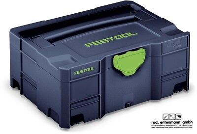 Festool Festo Tanos Systainer SYS 2 TL 25 Jahre SYSTAINER Sonderedition