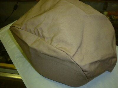 M5 or M9 PASGT Desert Tan  Helmet Cover Size M/L Free Shipping !
