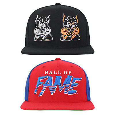 Hall Of Fame Snapback Embroidered Double Dawg Baseball Cap