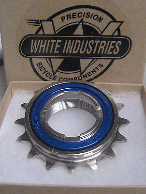 WHITE Industries ENO Freewheel 16 tooth - precision cog gear racing  16 T