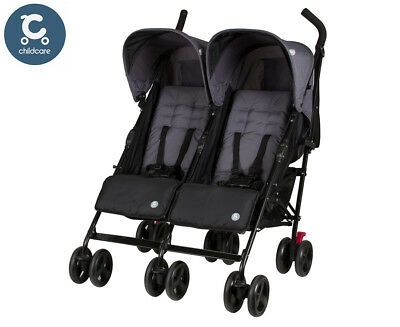Childcare Twin Nix Stroller - Thunder Road