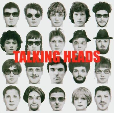 Talking Heads The Best Of Cd Brand New Remastered