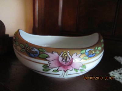Antique PICARD Hand Painted Bowl Favorite Bavaria  Signed by the artist!