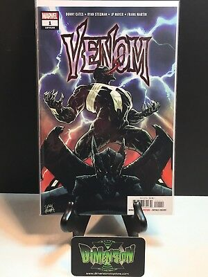 Venom #1 Comic (2018) Donny Cates Stegman