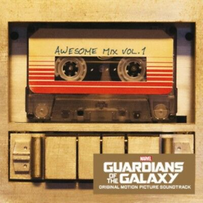 GUARDIANS OF THE GALAXY Awesome Mix Volume 1 CD Brand NEW Soundtrack