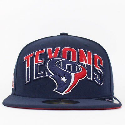 New Era Fitted Cap Houston Texans NFL Baseball Cap