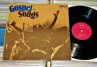 The Voices Of Victory - LP (mint-) Gospel-Songs (Traditionals) AMIGA 1972