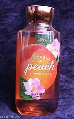 Bath & Body Works Douchegel Georgia Peach Sweet Tea Shower Gel 295 ml