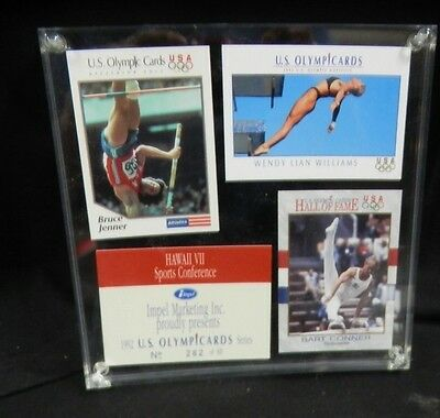 Hawaii VII Deportes Conference Impel Marketing 1992 Us Olympicards Serie