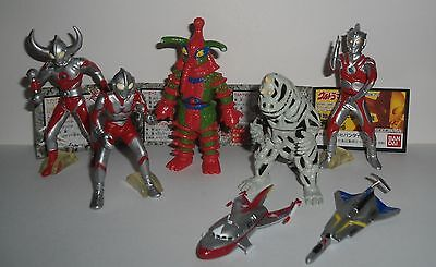 BANDAI // GASHAPON // Japan - Ultraman - Gamera mit BPZ // UG01