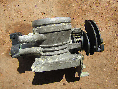MGF/MG TF/MGTF/ZS/ZR/ZT Rover 25/45/75  52mm Alloy Throttle Body