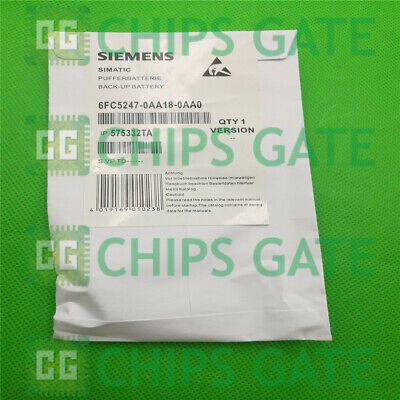 Siemens 6ES7971-1AA00-0AA0 Battery 3V For SIEMENS 840D New Replacement