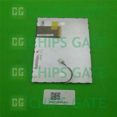 "1PCS New for HannStar 7"" HSD070IDW1-E13 800*480 a-Si TFT-LCD"