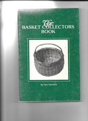BASKET COLLECTORS BOOK By LEW LARASON