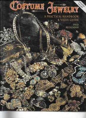 COSTUME JEWELRY PRICE GUIDE by FRED REZAZADEH