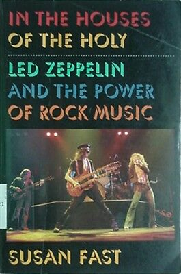 Led Zeppelin & The Power Of Rock Music, 2001 Book