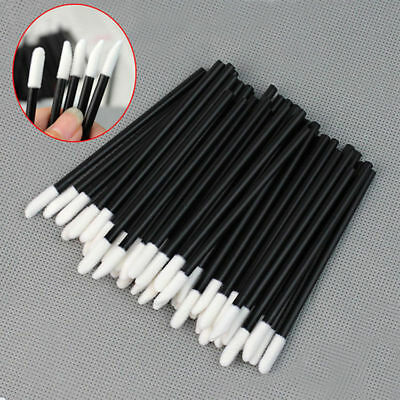 Lip Lipstick Makeup Spoolers Extension Disposable Brushes Gloss Wands Applicator