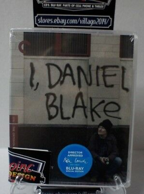 I, Daniel Blake (Criterion Collection) New Blu-ray FREE SHIPPING!!