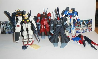 BANDAI // GASHAPON // Japan - Gundam HMS Selection VI mit BPZ //G02