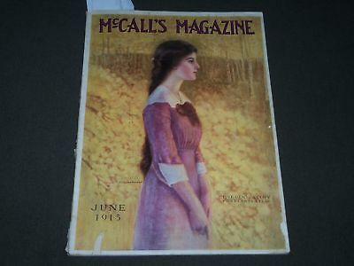 1913 June Mccall's Magazine - Coca-Cola Advertisement - Nice Illus. - J 3375