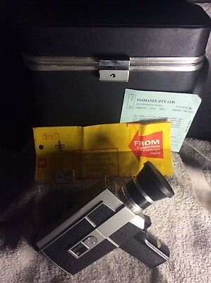 Very Rare Working Alstar P2342 Super Eight Zoom Camera
