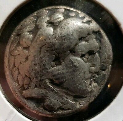 Alexander III The Great 336-323 BC .Silver Teradrachm16.25grams 25mm