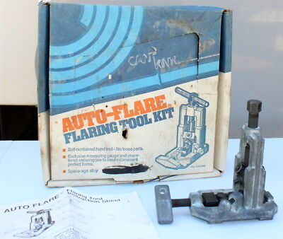 Kant Kinkft-1K Tube Flaring Tool Pipe Flare Usa Bubble Double Single Nice In Box