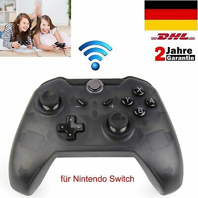 Bluetooth+Motion Control Pro Wireless Gaming Controller für Nintendo Switch DHL