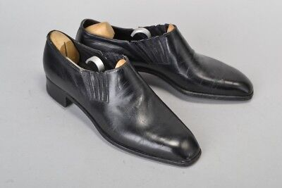 Gentleman's 1960s' s7 Foster of London Bespoke Hand Made Shoes & Trees. HXLJ
