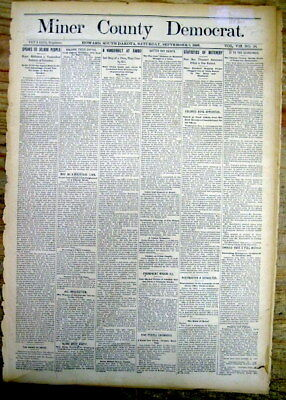 <1896 newspaper 1st Negroes NAMED NAVAL ACADEMY CADETS Annapolis MARYLAND